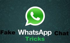 Tricks to Generate Fake WhatsApp Conversation
