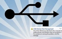 USB Not Recognized - Fixing and Troubleshooting