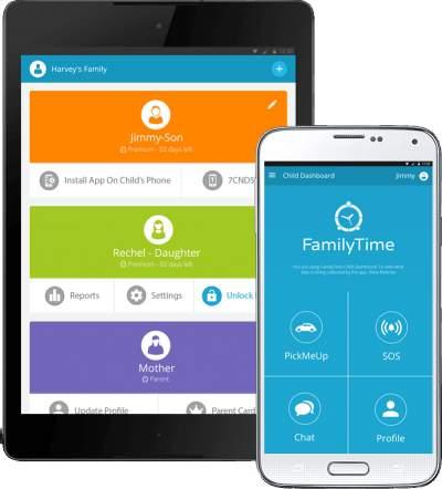 Mobile parental control software