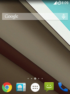 android lollipop on galay Y