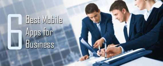 best mobile apps for business