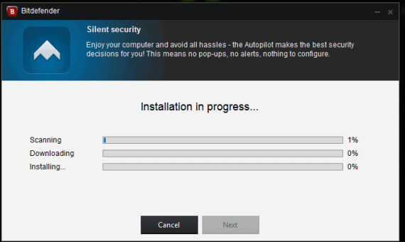 how to set up security windows