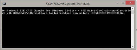 bootloader unlocked in Moto G