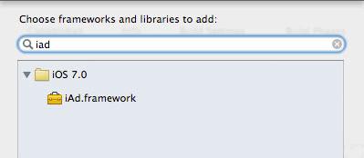 choose framework to monetize iPhone application