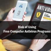 why you should stop using free anti virus