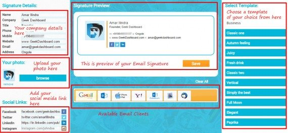 How To Create Free Business Email Signature That Looks Good