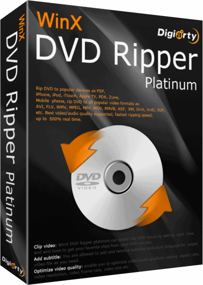 Get DVD Ripper platinum for free
