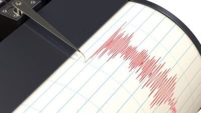 earth quake detection
