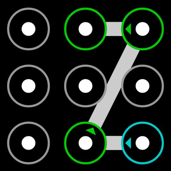 common pattern lock ideas