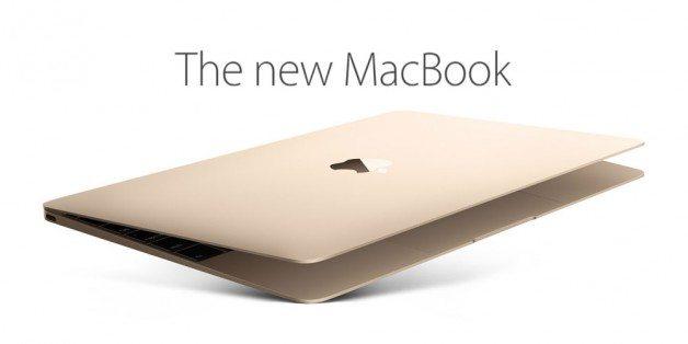 fanless Apple MacBook