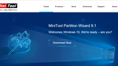 minitool partition manager