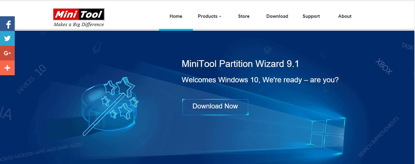 MiniTool Partition Wizard Review