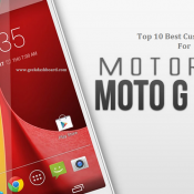 best custom roms for moto g3 2015