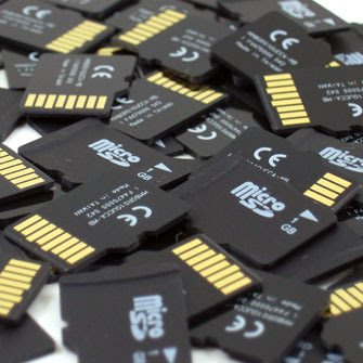 How to Recover Lost Password of Micro SD Memory Card