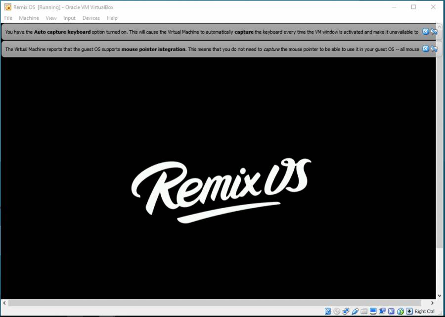 How to Install Remix OS on VirtualBox [Windows, MAC & Linux]