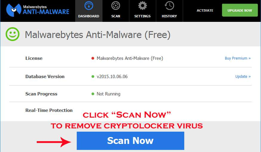 How to Remove Cryptolocker Ransomware and Decrypt your Infected Files