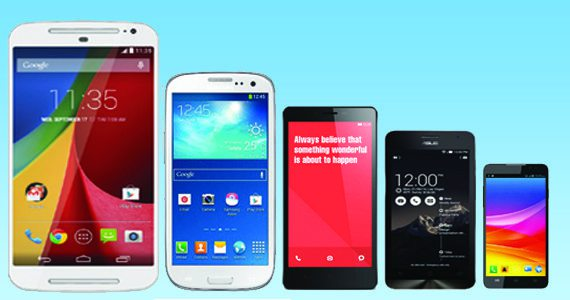 Best android phones below 15000 in india 2015
