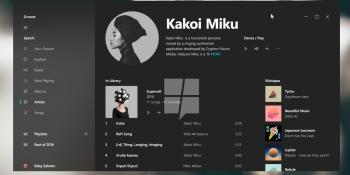 Future look of Windows 10