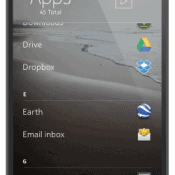 Nokia Z launcher for Rooted devices